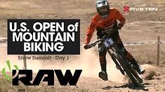 Vital RAW - U.S. Open of Mountain Biking Day 1