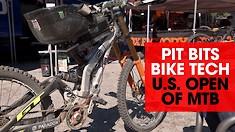 PIT BITS - U.S. Open of Mountain Biking