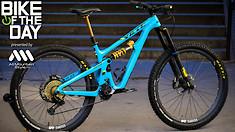 Bike of the Day: Yeti SB150