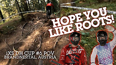 SO MANY ROOTS! 2019 iXS European Downhill Cup #6 Course Preview - Brandnertal, Austria