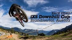 RACE VIDEO - 2019 iXS Downhill Cup #6, Brandnertal, Austria