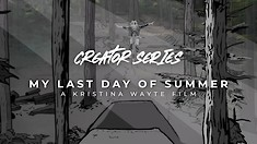 Creator Series Pt 3: My Last Day of Summer by Kristina Wayte