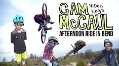 A Hilarious Afternoon Shred With Cam McCaul