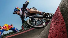Rainbow Stripes on Offer at Pump Track World Championships as UCI Sanctions Event