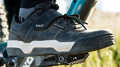 Just Launched: The Bontrager Rally Shoe