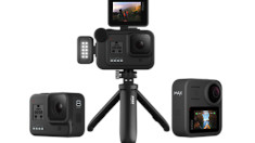 GoPro Announces HERO8, MAX, and Mods