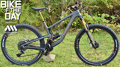 Bike of the Day: Santa Cruz Megatower CC