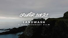 Race Face Creator Series: Landwash by Dru Kennedy and Oly Issue
