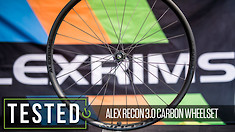 Tested: Alex Rims Recon 3.0 Carbon Wheelset