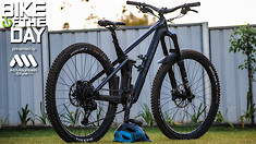 Bike of the Day: Canyon Strive CF 5.0