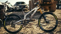 YT Rampage Bikes: Zink, Lacondeguy and Nell