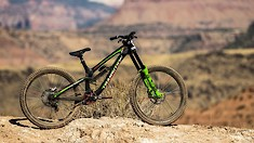 RAMPAGE BIKES - Johny Salido's Transition TR11