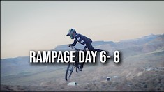 Cam Zink: Red Bull Rampage Days 6-8
