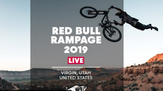 Watch Red Bull Rampage Live Tomorrow - Friday October 25th, 9AM PST