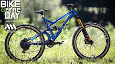 Bike of the Day: GT Sanction Pro