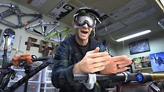 Blindfolded Bike Build with Cam McCaul