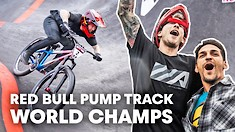 Recap: 2019 UCI Red Bull Pump Track World Championships