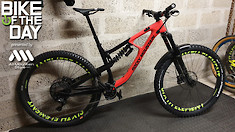 Bike of the Day: Rocky Mountain Slayer Carbon