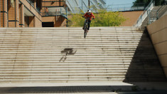 Skateboarding Jaws Would Be Proud - Fabio Wibmer Hucks the Lyon 25 Stair to Flat