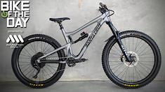 Bike of the Day: Santa Cruz Nomad 3 Mullet