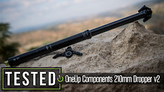 Tested: 210mm OneUp Dropper v2