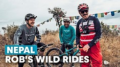 Rob's Wild Rides: Venturing Into the Himalayas With Olly Wilkins