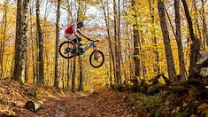 Dylan Conte's Backyard Trails Are Better Than Yours