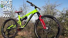 Bike of the Day: Bird Aeris