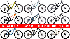 Great Bikes for Any MTBer This Holiday Season
