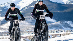 Crested Butte Hosts 5th Annual Fat Bike Worlds on January 24-26