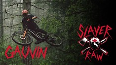 Raining Mud! Remi Gauvin Slayers the Forrest in This Latest Raw Cut From Rocky Mountain