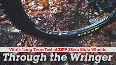 Long-Term Test - Zipp 3Zero Moto Wheelset