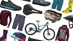 Women Mountain Biker Holiday Gift Guide