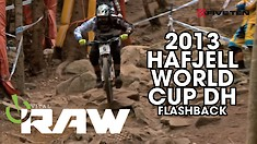 Vital RAW Flashback - 2013 Hafjell, Norway World Cup DH