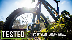 Tested: Four Four Three Dissident Wheelset