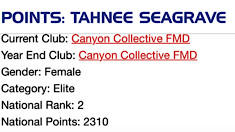 Tahnee Seagrave on Canyon? Canyon Collective FMD