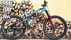 Bike of the Day: Rock Machine Blizzard