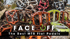 Biggest Shootout Ever? 24 Flat Pedals Face Off