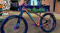 Bike of the Day: Santa Cruz Chameleon