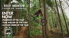 The 2020 Rocky Mountain Freeride Awards