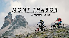 Le Tour of Mont Thabor with Manon Carpenter and Emily Horridge