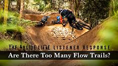 The Inside Line Listener Response - The Bermification of Mountain Biking