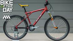 Bike of the Day: 1997 GT Zaskar