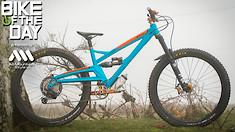 Bike of the Day: Orange Stage 6