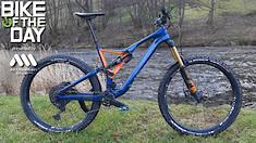 Bike of the Day: Orbea Rallon R5