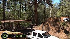 Truck Jump - Daily Shot