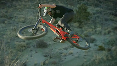 Cam Zink's Monster Energy Mountain Bike Team Mash-Up