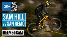 POV - Sam Hill Sending It in San Remo