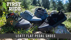 Leatt Goes Head to Toe with Launch of All-New DBX MTB Shoe Line - First Impressions & Ride Report