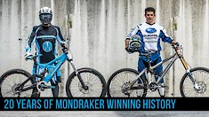 "From the ""How Did We Ride Those?"" File - 20 Years of Winning: Mondraker's History"